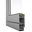 Profilo freddo degli infissi in alluminio